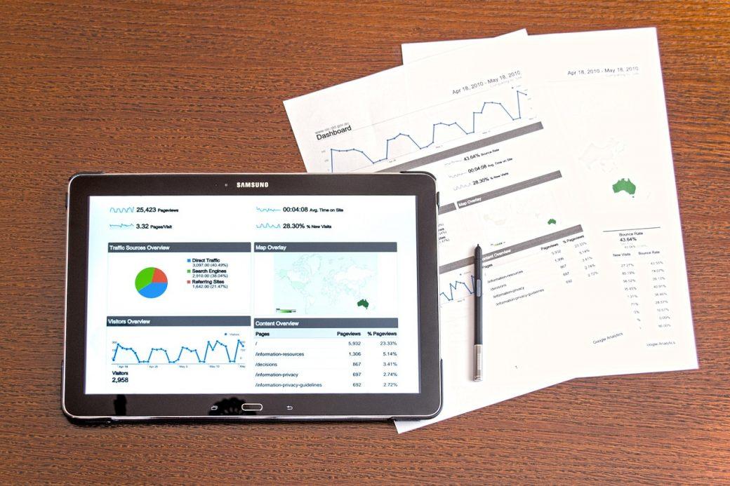 analytics pour consultant seo